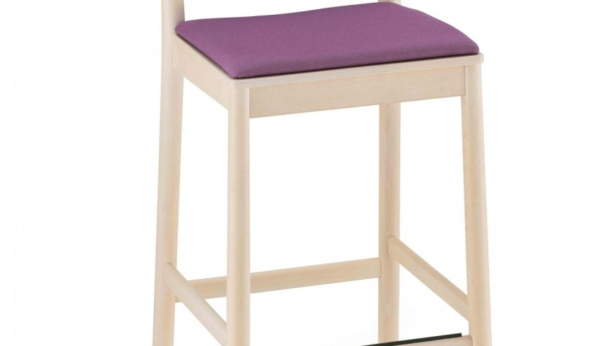 0029-IN-H76-JULIE-stool-in-beech-painted-and-seat-padded,-back-to-rope,-stool-in-beech-painted-and-padded-seat,-back-in-rope