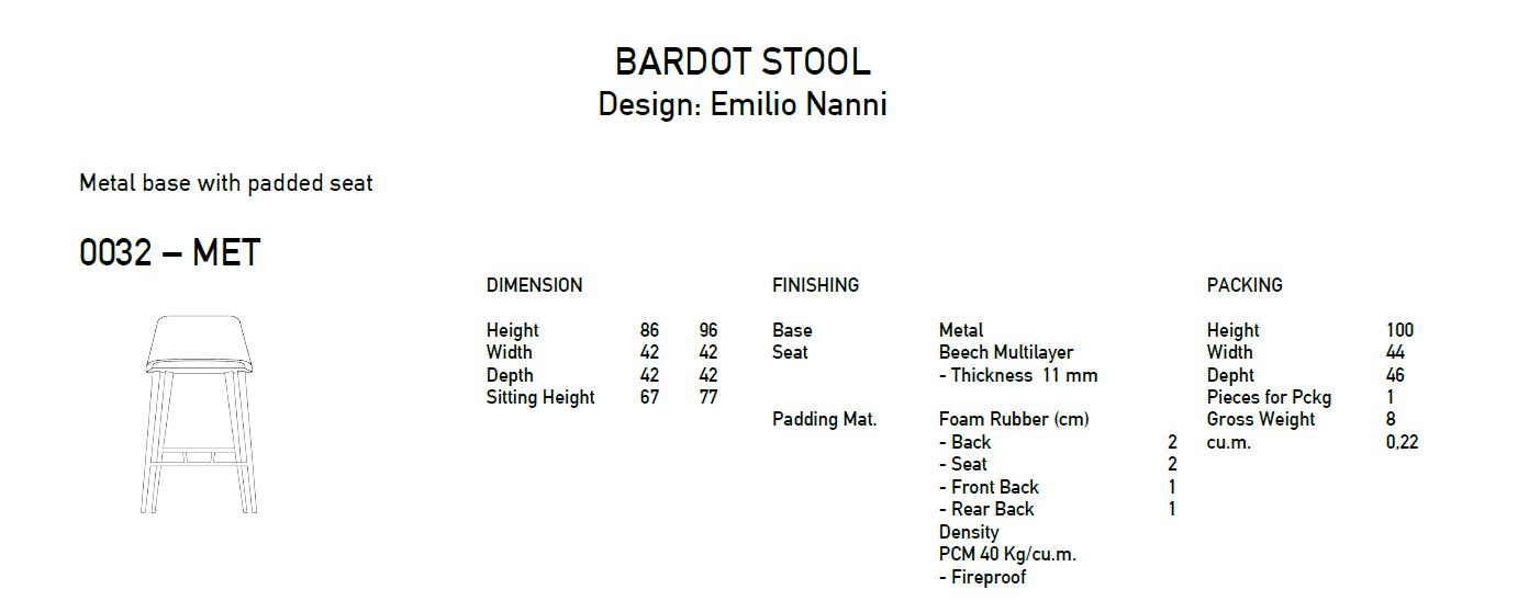 bardot-0032-Stool-with-and