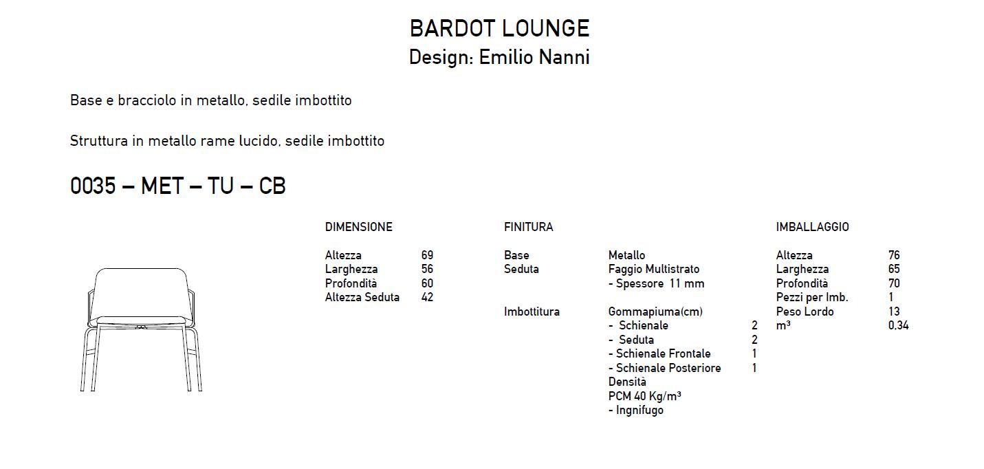Bardot lounge-met-you-cb